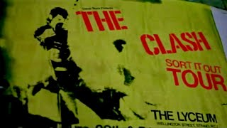 The Clash • I Fought the Law • Live at the Lyceum • 28 December 1978