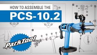 How to Assemble tнe PCS-10.2 Home Mechanic Repair Stand | 2021