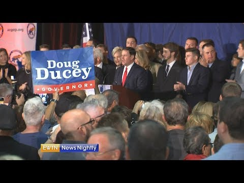 A Very Tight Senate Race in Arizona - ENN 2018-11-07