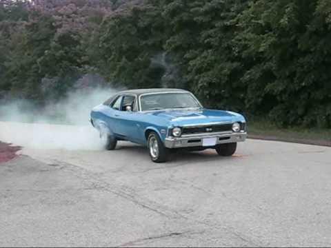 1970 Nova Burnouts