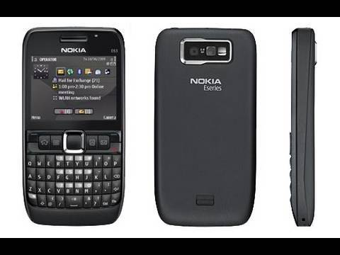 Nokia E63 Smartphone Review