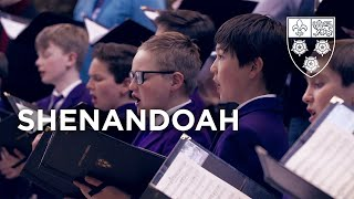 Shenandoah   The Music of King's: Choral Favourites from Cambridge