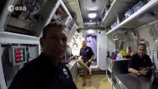 NEEMO 19: Mission day 1