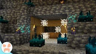 DEEP DARK! - Everything We Know (so far) - Minecraft 1.18 Caves + Cliffs Update