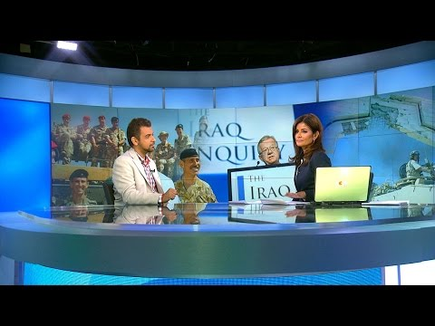 Raed Jarrar discusses the Chilcot report