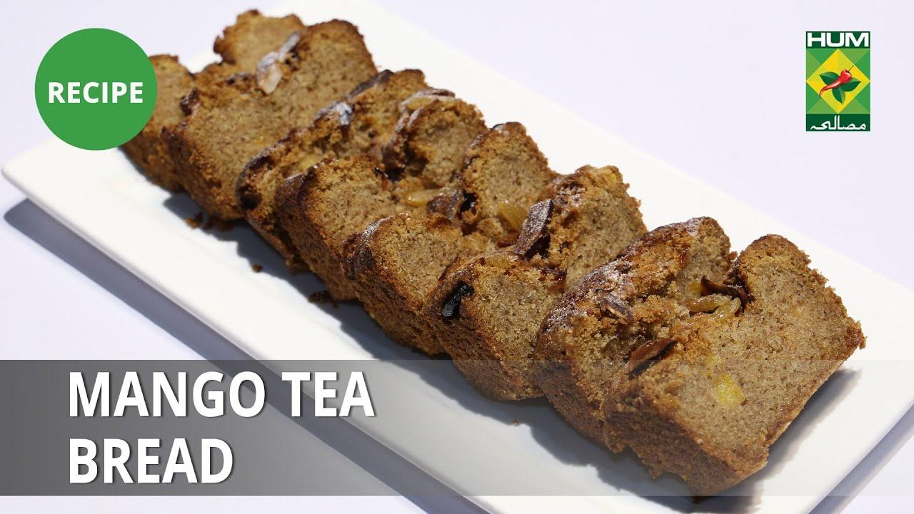Mango Tea Bread Recipe   Masala Mornings    Shireen Anwar   Dessert