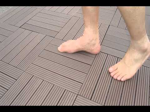 inexpensive deck floor covering ideas  YouTube