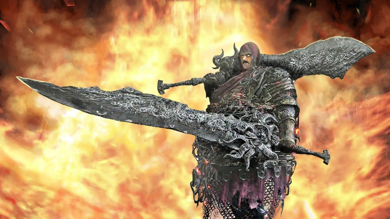 Dark Souls  Ringed Greatswords