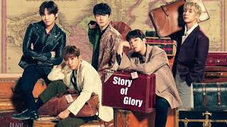 FTISLAND - Story of Glory [EVERLASTING 9th Album]