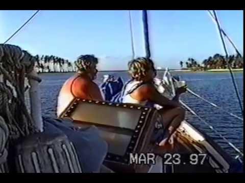 Sailing the Caribbean, Panama to Isla de Providencia Colombia