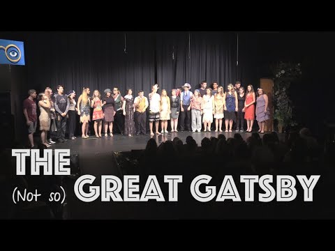 not so great gatsby essay Category: great gatsby essays title: the great gatsby essay: the great gatsby is not so great.
