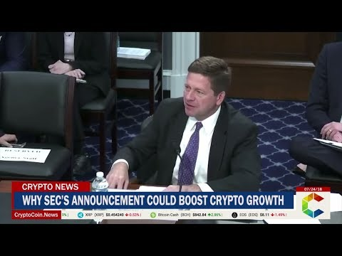 Ether Not a Security: Why SEC's Announcement Could Boost Cryptocurrency Growth