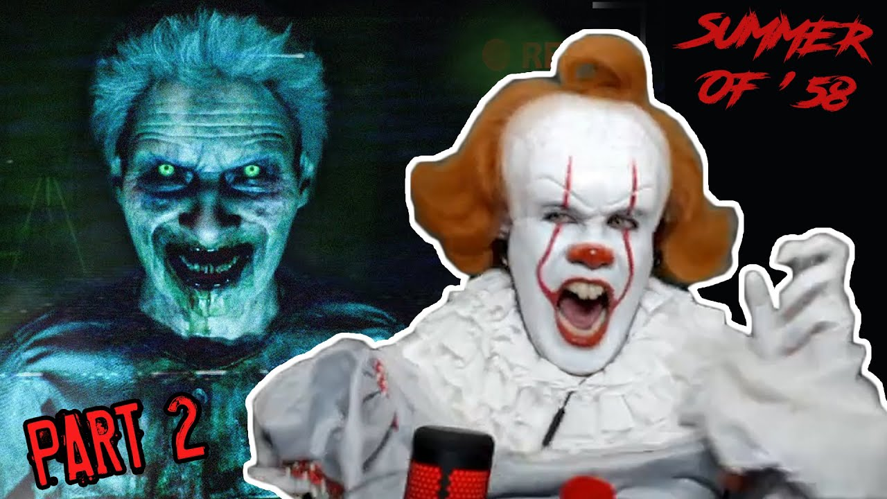 PENNYWISE PLAYS SUMMER OF '58 (SCARY HORROR GAME) pt.2 | Prince De Guzman Transformations