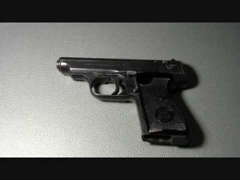 WWII Pistol: Sauer 38H and Story