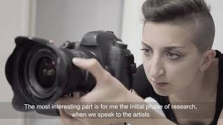 MILANO PHOTO WEEK 2018 - GIULIA, fotografa