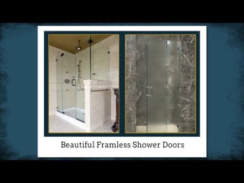 Shower door installer Middletown NY (845) 374-3456 Monroe Glass and Mirror Hudson Valley NY