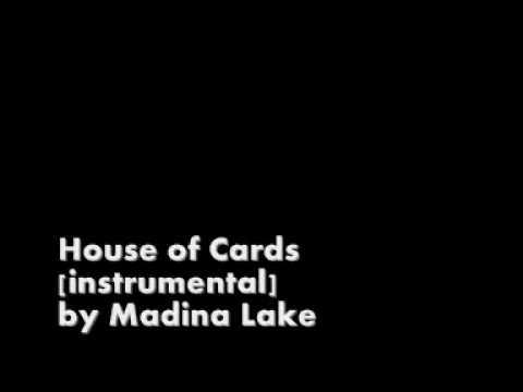 House of Cards Instrumental/Karaoke