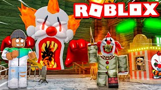 ROBLOX CARNIVAL OF TERROR...