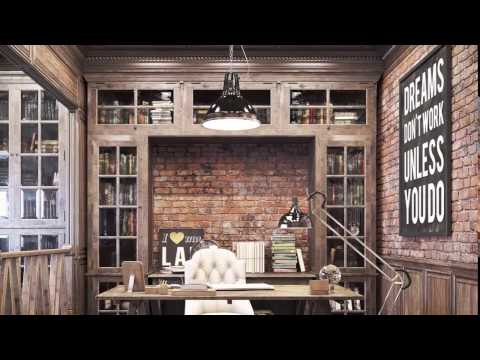 10 Awesome Inspiration home office design ideas