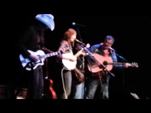 Pieta Brown and Sawdust Collective with Greg Brown