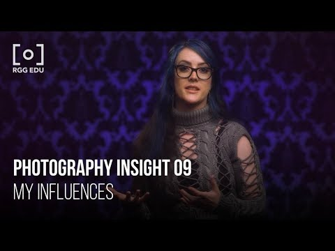 Does the Gaming World Influence Your Work? Photography Insights w/ Renee Robyn
