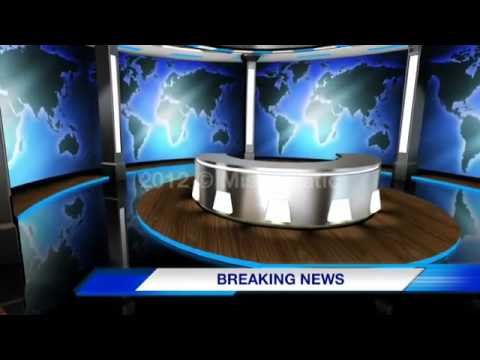 Imovie Template Breaking News  Youtube