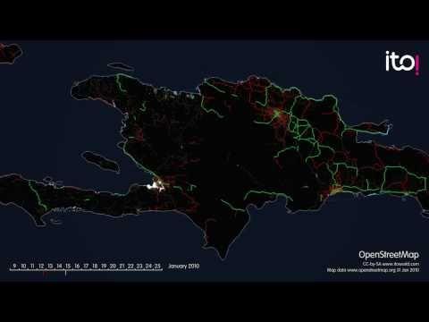 OpenStreetMap - Project Haiti