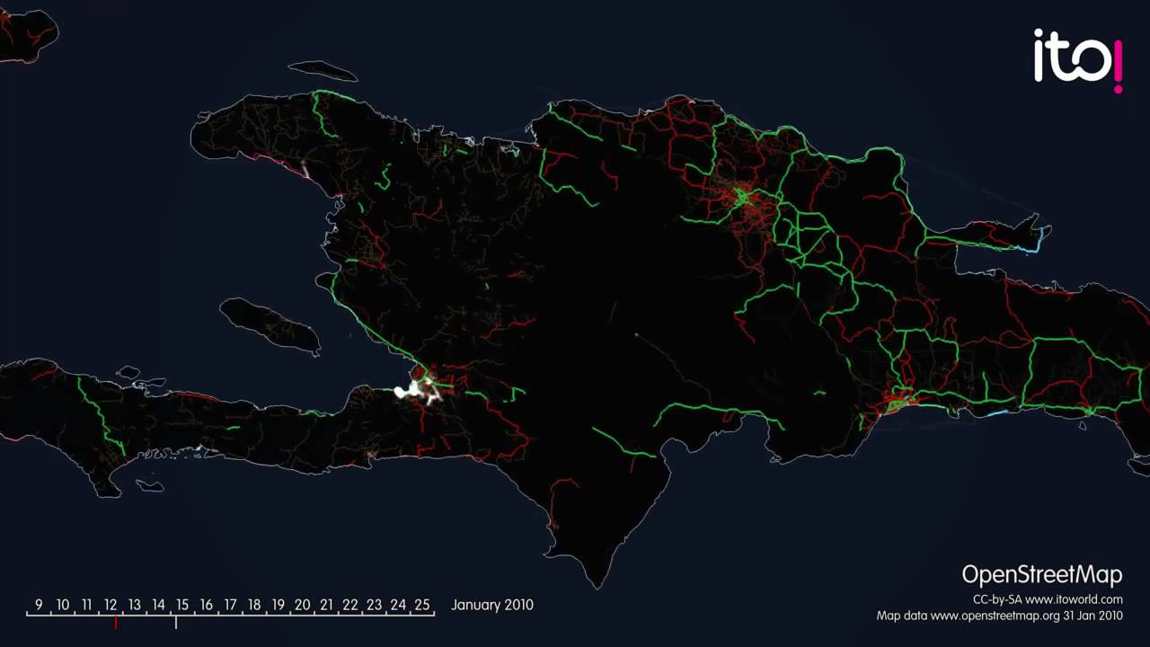 Openstreetmap project haiti youtube openstreetmap project haiti gumiabroncs Image collections