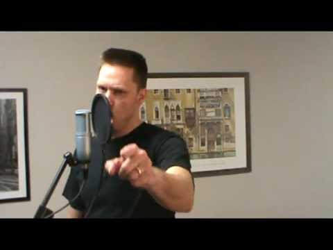 Rammstein - Du Hast - Vocal Cover by David Lyon