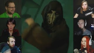 """Реакции Летсплейщиков"" на Нападение Вора из Call of Cthulhu 2018"