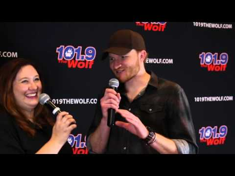 Eric Paslay Interview in Las Vegas