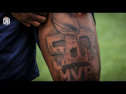 Broncos Ink: Von Miller shares the origin of his tattoos