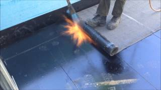 Melbourne Torch on Waterproofing Membrane System to Balcony from Australian Waterproofing Company