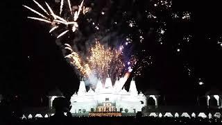 Atlanta Hindu Temple BAPS Diwali