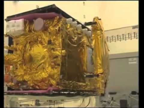 04 Jan, 2013 - Indian Space Research Organisation prepares for satellite launch