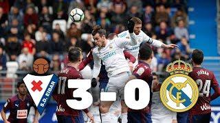 Eibar vs Real Madrid 3-0 ● Match Reaction ● La Liga