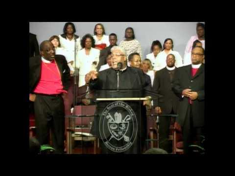 Pastor Rance Allen  Great is Thy Faithfulness