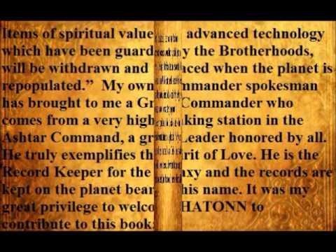 ASHTAR COMMAND PROJECT WORLD EVACUATION Part 12