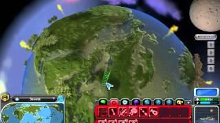 Планета Земля в Spore (1 часть)