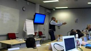 Universite du Luxembourg Ola Feurst dancing