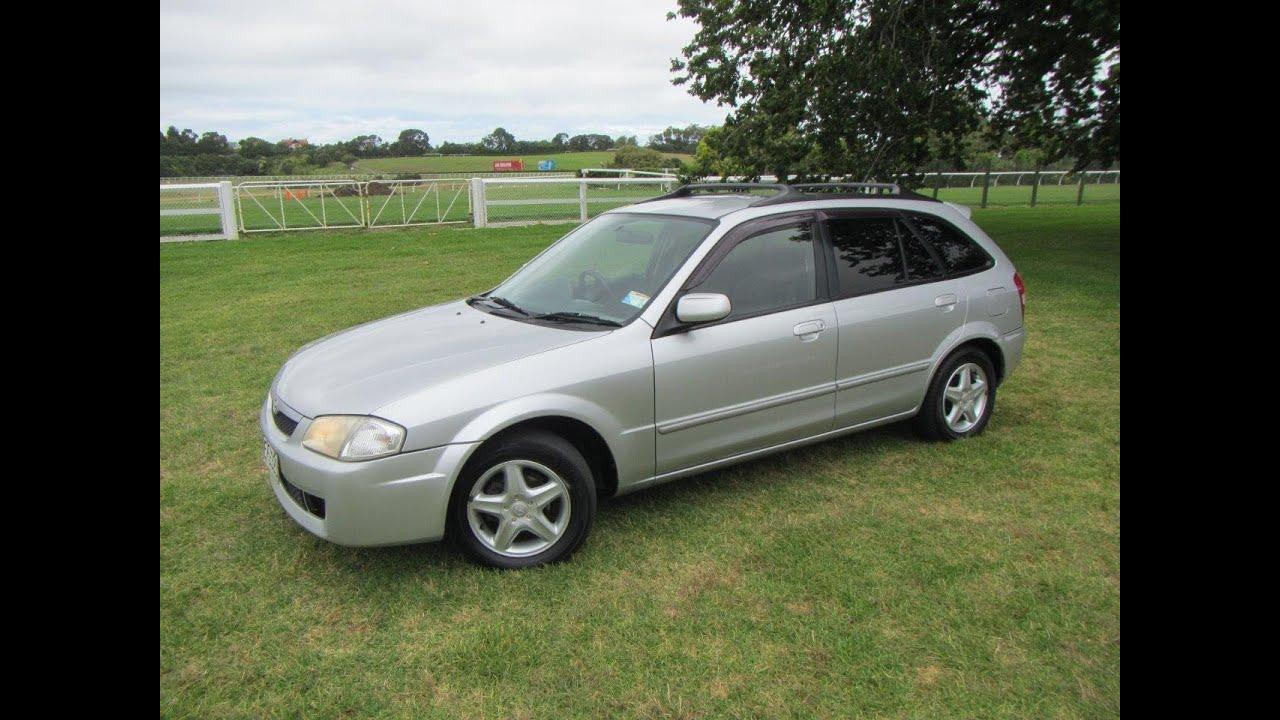 1998 Mazda Familia Hatchback 1 Reserve Cash4cars