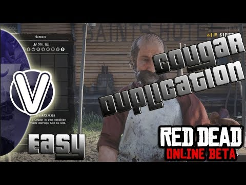 Red Dead Redemption - Cougar Fun (Free Roam Online) from YouTube · Duration:  6 minutes 44 seconds