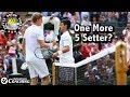 2018 Wimbledon Men's Final Preview, Serena Falls Short, Federer's WORST RECORD   Coffee Break Tennis