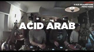 Acid Arab • DJ Set #2 • LeMellotron.com