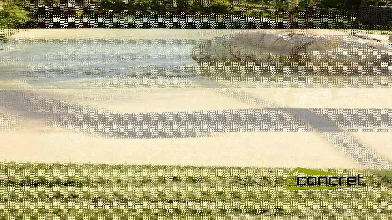 Econcret microcemento piscinas de arena youtube - Microcemento para piscinas ...