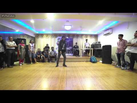 Marquese Scott aka Nonstop in India | Judge Showcase | KANDY-Non Stop (Feat. Ragga Twins)