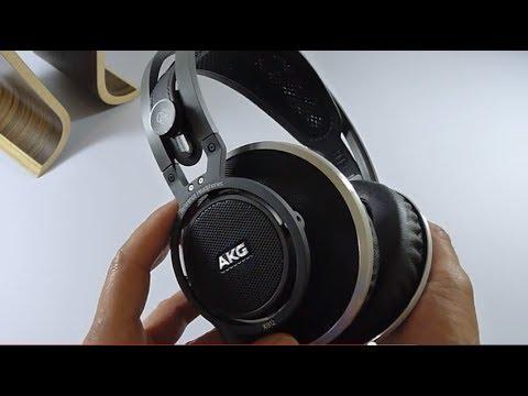 First Look: AKG K812 Reference Headphones