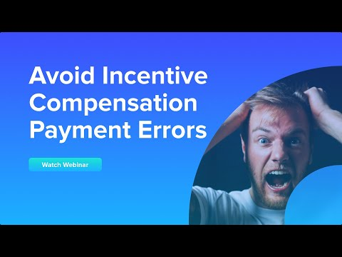 How To Avoid Sales Incentive Payment Errors