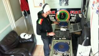 Dj Flex On The Live And Love Riddim 2012