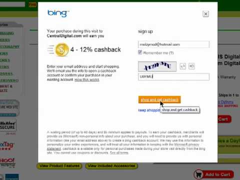 how to get bing rewards fast